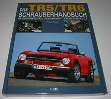 Reparaturanleitung Triumph TR5 TR 5 TR6 TR 6 Schrauberhandbuch Williams NEU!