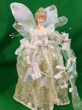 "Christmas Angel with Wings - White 16"" by 10"" Figurine"