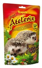 Tropical ATELERIX Complete food for African pygmy hedgehogs 300 g Hedgehog food
