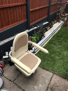 Acorn Stair lift straight  13 Feet Long Rail.Mains Electric. Fully Working