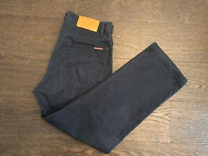 Marlboro Classics Black-grey Jeans W36L32