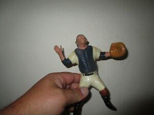 Original Hartland Baseball Figurine - Yogi Berra New York Yankees - No Mask