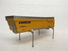 ROS JOSKIN TRANS-CARGO 7500/25 TIPPING TRAILER - BODY ONLY