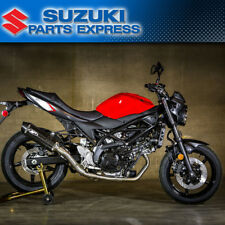 2017 SUZUKI SV650 SV 650 M4 EXHAUST RACE MOUNT FULL STAINLESS SYSTEM CARBON CF