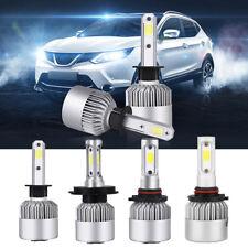 H4 9003 HB2 CSP LED Headlight Conversion Kit 240W Hi/Lo Beam Fog Bulb IP68 6000K