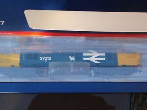 bachmann class 37 37012 loch Rannoch BR blue oo gauge
