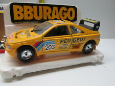 BURAGO 1.24   PEUGEOT  405 RAID