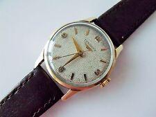 Reloj Pulsera edición Limitada De Caballero Vintage Relleno De Oro Longines