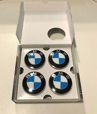BMW Genuine Floating Self Leveling Alloy Wheel Hub Centre Cap Badge 65mm 2455269