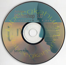 Adobe Photoshop 3.0 - Lesson Files - Classroom In A Book - One CD