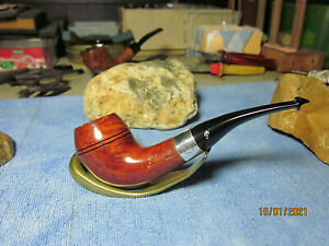 Estate Pipa Pipe Pfeife ,  Peterson's SHERLOCK HOLMES  Deerstalker  9mm Filter