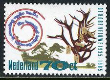 """Netherlands 664, MNH. Natl. Park """"De Hoge Veluwe"""", 50th anniv. 1985"""