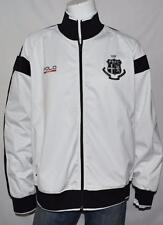 New Men Polo Sport Ralph Lauren White Black Jacket Coat XXL 9430