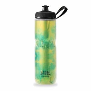 Polar Insulated Water Bottle Bike 24oz Assorted Patterns Colors