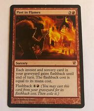 Magic the Gathering MTG Past in Flames Mythic Nr Mint