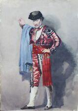 Kostüm Studie, Italien 1870 (6)