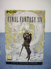 FINAL FANTASY XIV Limited Collector's Edition PC