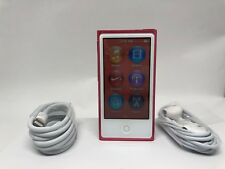 Apple iPod nano 7th Generation Pink (16 GB), Excellent Condition!