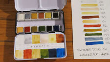 Prima Marketing Watercolor Confections, Decadent Pies #584276