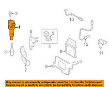 HYUNDAI OEM 12-17 Accent-Ignition Coil 273012B100