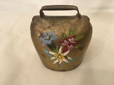 Lot# 930. Vintage Hand painted bell