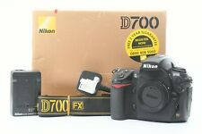 Nikon D700 12.1MP Digital SLR Camera (Body Only) - Black ***123,091 shots***