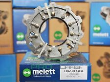 MELETT TURBOCHARGER VARIABLE VNT NOZZLE RING GARRETT GT17 OPEL FRONTERA B 2.2DTI