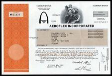 Aeroflex Incorporated