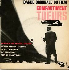 Michel Magne Compartiment Tueurs (O.S.T./ B.O.F.) 7, EP Barclay, Barclay - 70...