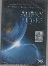 ALIENS OF THE DEEP  DVD DISNEY  F.C. SIGILLATO!!!