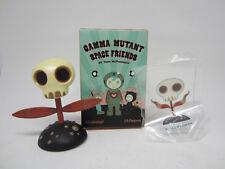 Kidrobot Gamma Mutant Space Friends Series Skullflower Tara McPherson 1/40 CHASE