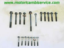 HONDA AFRICA TWIN 1000 11210MPJG81 BULLONI COPPA OLIO 16 - 19 OIL PAN BOLTS