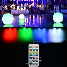 PVC gonflable LED Boule Lumineuse avec Télécommande pour Chambre de Bébé