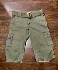 ARITZIA tna cargo shorts army green