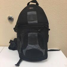 Lowepro SlingShot 200 AW Camera Bag Black Good Condition Free Shipping USA  aa13