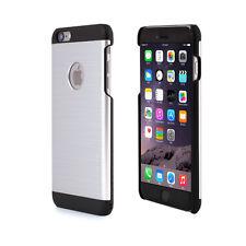 iPhone 6 6S Case [Motomo] Ino Line Brushed Aluminum Metal  Slim . Made in Korea