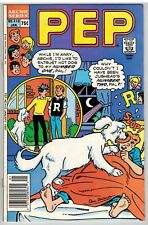 PEP COMICS #410 1986 JOSIE AND THE PUSSYCATS STORY COPPER AGE FINE+!