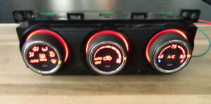 Subaru XV Crosstrek Impreza Heater A/C Climate Control 72311FJ130 12-13 H0721FJ1