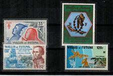 Wallis and Futuna Islands Scott C94-7 Mint NH (Catalog Value $18.25)