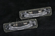Genuine License Plate Lights PAIR MERCEDES SLK CLK-Class C208 R170 1996-2003