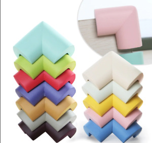 EGP Foam Baby Safety Table Bumper Corner Protection Edge Cover Guards Free Tape
