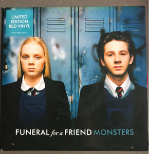 Funeral for a Friend Monsters 7 inch Vinyl