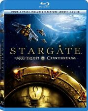 Stargate: The Ark of Truth/Stargate: Continuum  (2009, Blu-ray NIEUW) BLU-RAY/WS
