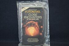 Close Encounters of the Third Kind Fotonovel (Dell, 1978 softcover)