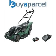 Bosch Universal Rotak 36-550 36v Inalámbrico cortador de césped 38cm + 1 X 4.0ah + Cargador