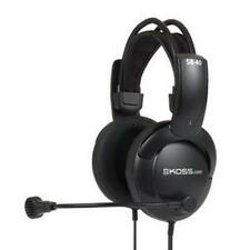 Koss SB40 Full Size Communications Computer Headset with MIC