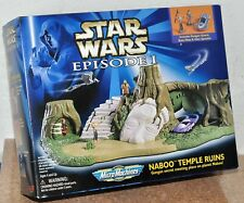 Star Wars Episode 1 Micro Machines Naboo Temple Ruins Factory Sealed 1998