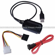 SATA/PATA/IDE Drive to USB 2.0 Adapter Converter Cable  2.5/3.5 Hard Drive L (2)