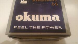 okuma beachcaster 65 fishing reel