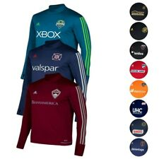 MLS Adidas Para Hombre ClimaCool Entrenamiento De Manga Larga Jersey Collection